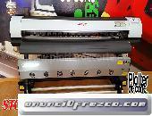 Impresora Ecosolvente Stormjet SJ7180TS DX5 3