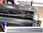 Plotter de corte Refine CC1350 con lapos 2