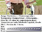 Rehabilitacion Neurologica en Casa y Consulta en Madrid
