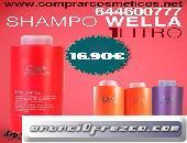 descubre  la increíble oferta en Shampoo wella