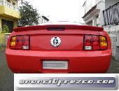 Ford Mustang Normativas Europeas