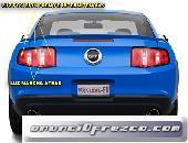 Ford Mustang Normativas Europeas 3