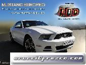 Ford Mustang Normativas Europeas 4