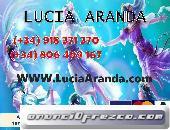 Lucia Aranda tarot y vidente real aqui tendras lo que necesitas