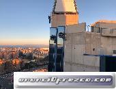 Trabajos verticales en fachadas 2