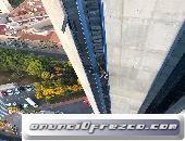 Trabajos verticales en fachadas 3