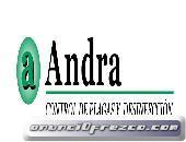 ANDRA Control De Plagas y Desinfección