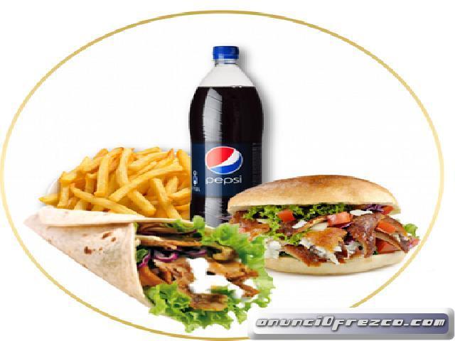 .Kebabs y mas en kebab pak