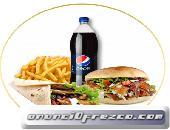 Pizza Turka, Kebabs  y mas 2
