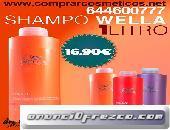Oferta imperdible para shampu wella