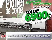 Nueva impresora ecosolvente SJ-7180 TS 180 cm profesional