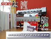 StormJet SJ7160 S impresora digital ecosolvente profesional