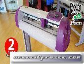 Nuevo plotter de corte Refine CC 720 II robusto profesional 72 cm 2