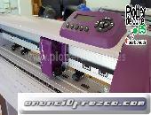Nuevo plotter de corte Refine CC 720 II robusto profesional 72 cm 3