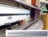 Nuevo plotter de corte Refine CC 720 II robusto profesional 72 cm 5