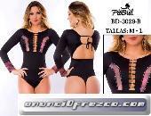 Moda Latina para Damas Bodys