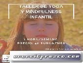 Yoga y Mindfulness infantil