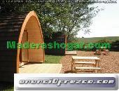 PROYECTOS de construcción en madera