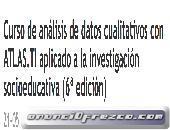 Curso de análisis de datos cualitativos con ATLAS.TI