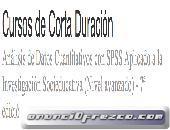 Análisis de datos cuantitativos con SPSS