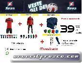 Pack deportivo marca Zeus
