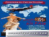 PROGRAMA DE TRABAJO DE AU PAIR