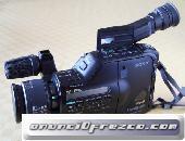 vídeo cámara SONY HANDYCAM modelo. CCD F555E
