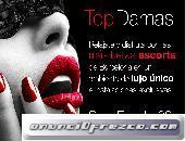 TopDamas.com, relájate y disfruta con las mejores chicas de Barcelona en un ambiente de lujo único e