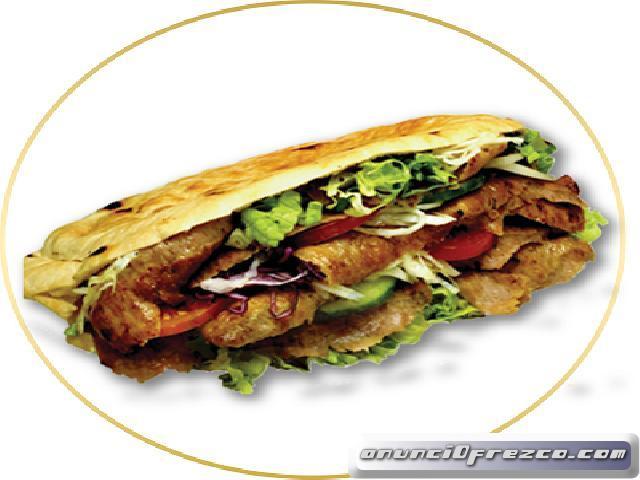 Pide tus kebabs Hamburguesas, Pizza Turka