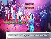 Orquesta música bailable variada en vivo ORQUESTA PARA FIESTAS ORQUESTA LA TRIVIA