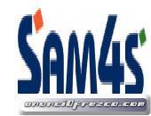 Registradora SAM4S ER-230 con batería 4