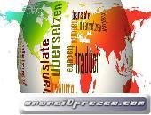 Traducciones/ interpretes de todas las idiomas