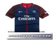 camiseta Paris Saint Germain 2018
