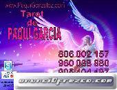 Tarot en directo Paqui Garcia Vidente Profecional