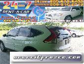 Alquiler de Coches en Santiago República Dominicana 24-7 Renta Car