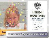 TALLER DE PREVENCIÓN DE FRACASO ESCOLAR