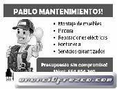 PABLO MANTENIMIENTOS