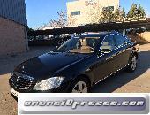 SE VENDE MERCEDES S320 DE SEGUNDA MANO