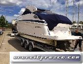 Remolque náutico de aluminio para barcos grandes.Thalman Quality 2