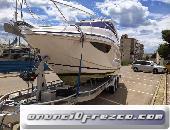 Remolque náutico de aluminio para barcos grandes.Thalman Quality 3