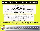 CURSO DE APOYO ESCOLAR EN ARCAI ACADEMIA DE FORMACION