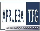 La mejor ayuda TFG/TFM obtenla con APRUEBATFG