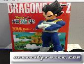 FIGURA VEGETA DRAGON BALL Z NUEVA