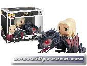 Daenerys/Drogon Funko pop (Game of thrones)