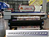 Se vende impresora de sublimacion profesional de 190 cm ancho