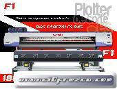 OPORTUNIDAD impresora ecosolvente digital profesional de 180 cm interior y exterior