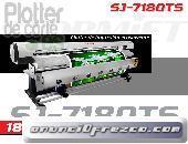 Vendo impresora gran formato ecosolvente interior y exterior economica profesional alta calidad 180c