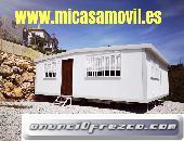 Casas Móviles prefabricadas desde 20 mts2
