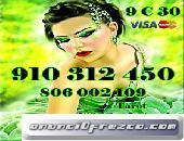 TAROT 35 MIN PROMOCIÓN MAYO X 10 EUROS 910312450-806002109