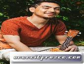 Clases Online de Guitarra o Ukelele / Músico profesional chileno